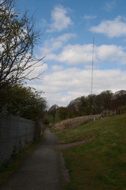 Fife Coastal Path at Kirkton