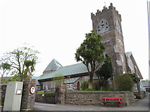 Q4401 : Church in Dingle by Gareth James