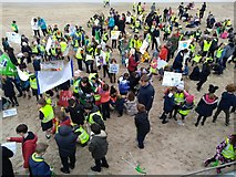 C8540 : School protest West Bay Portrush by Willie Duffin