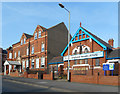 TA3427 : Withernsea United Reformed Church by Des Blenkinsopp