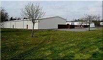 SO1110 : Units in Tafarnaubach Industrial Estate by Jaggery