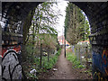 SP3477 : Footpath to Humber Road, Lower Stoke, Coventry by Robin Stott