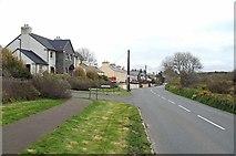 SC2878 : A24 East Foxdale Road by Glyn Baker