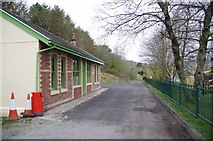 SC2878 : The Old Station Foxdale by Glyn Baker