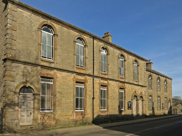 The former Westgate Methodist Church and schoolroom (2)