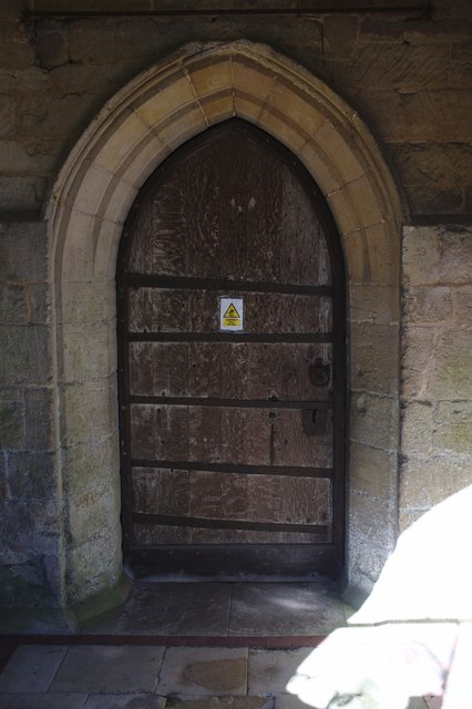 St Michael and All Angels: Door
