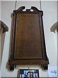 TQ1667 : Inside St Nicholas, Thames Ditton (B) by Basher Eyre