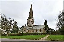 TQ1450 : Ranmore Common: St. Barnabas Church by Michael Garlick