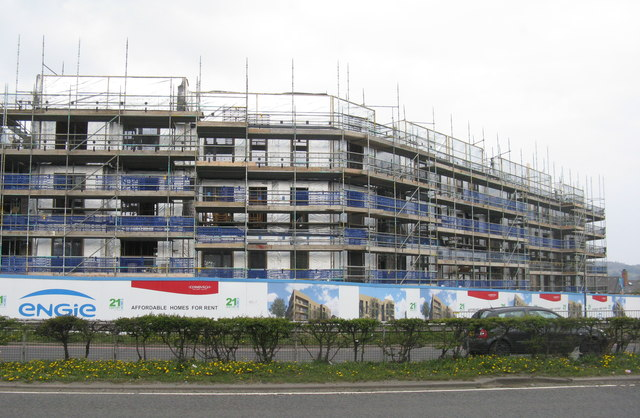 Redevelopment at Sighthill