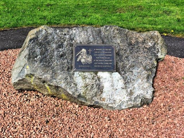 Galston Coal Mining Memorial