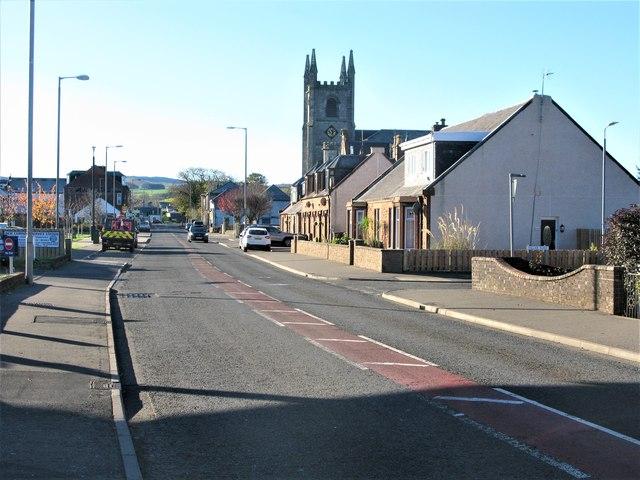 A76, New Cumnock