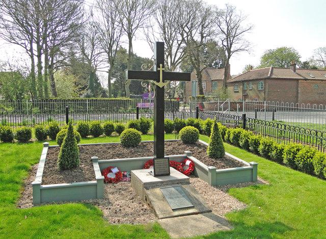 Terrington St. Clement War Memorial