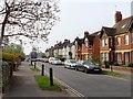 SP5407 : Osler Road in Headington by Steve Daniels