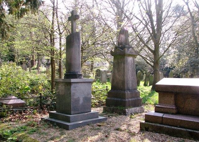 The Dalrymple Family plot
