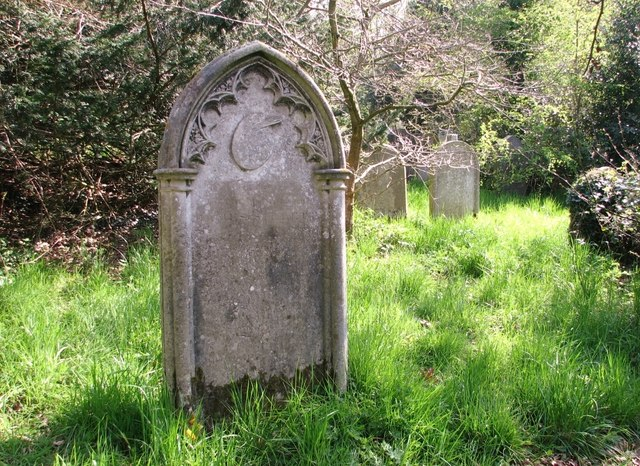 The grave of James Sillett