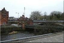 NS5666 : Bridges over the Kelvin by DS Pugh