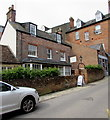 SU1869 : Marlborough Dental Studio, Hilliers Yard, Marlborough by Jaggery