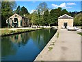 SK2957 : Cromford Wharf by G Laird