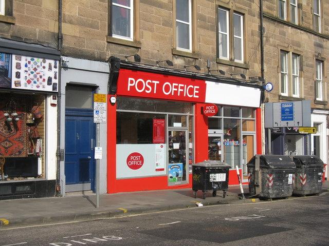New Post Office in Morningside