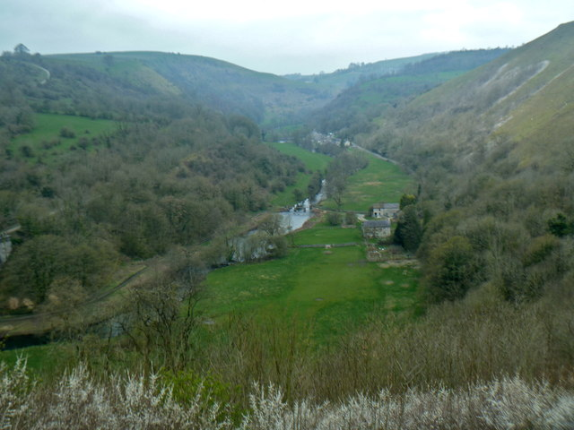 View down the Valley
