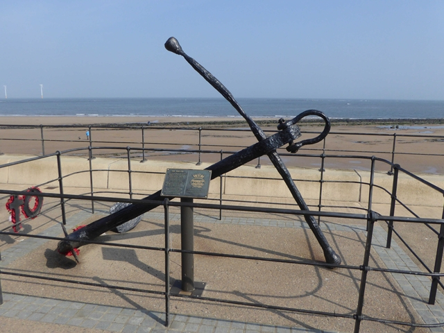 "The ""Birger"" anchor"