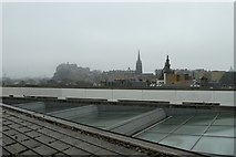 NT2573 : National Museum of Scotland Roof by DS Pugh