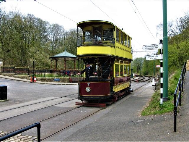 Tramway, Crich Tramway Village