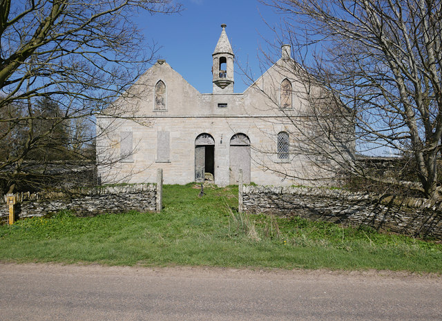 Former Reay Free Church, Shebster