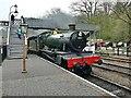 SO7483 : 7802 Bradley Manor on the Severn Valley Railway by Graham Hogg