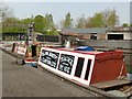 SO9491 : Narrow boat 'Peacock' at the Black Country Living Museum by Graham Hogg