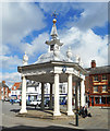 TA0339 : Beverley Market Cross by Des Blenkinsopp
