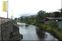 NY2623 : River Greta from High Hill by DS Pugh