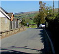 SO1422 : Road from Bwlch towards Llangors by Jaggery