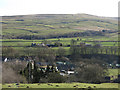 NY9038 : Weardale around Westgate by Mike Quinn