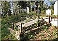 TG2408 : The grave of Jacob Henry Tillett by Evelyn Simak