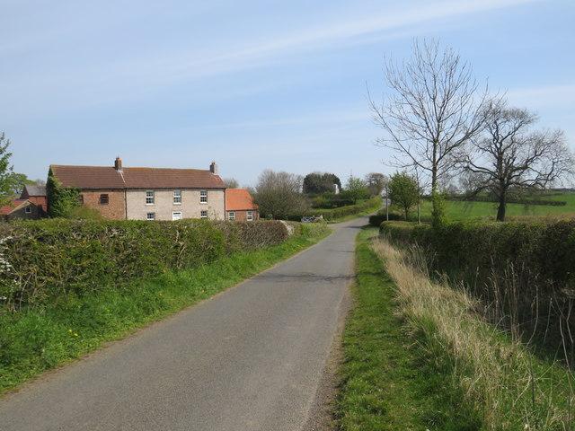 Butterwick Road, near Sedgefield