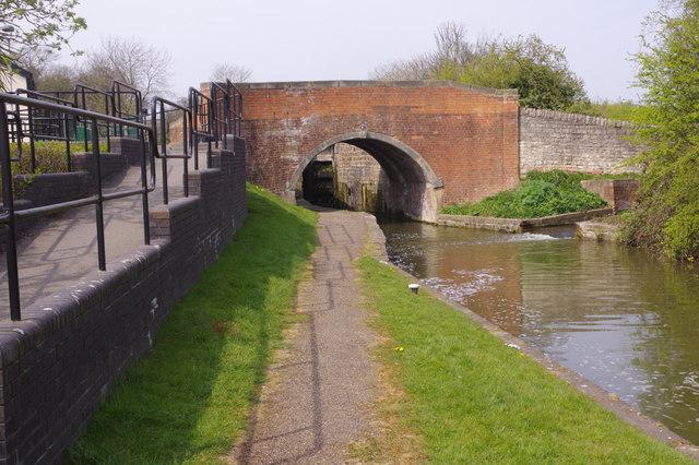 Highground Bridge, Chesterfield Canal