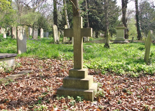 The grave of Leonard George Bolingbroke