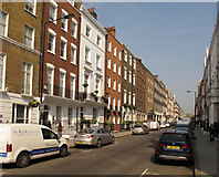 TQ2881 : Wimpole Street housing medical specialists by David Hawgood