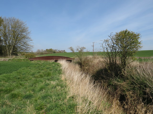 River Skerne near Sedgefield