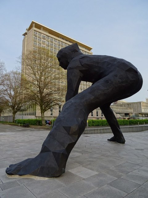The 'Messenger' Sculpture