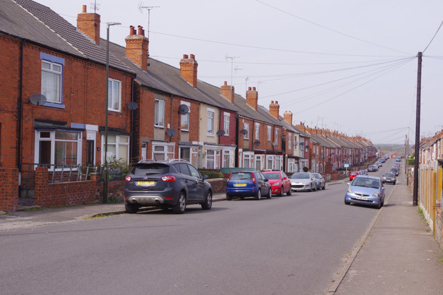 Welbeck Street, Creswell
