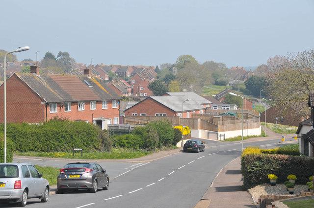 Littleham Road Exmouth