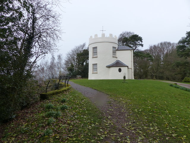 The Round House, the Kymin