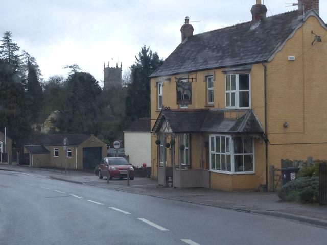The White Horse Inn, Staunton