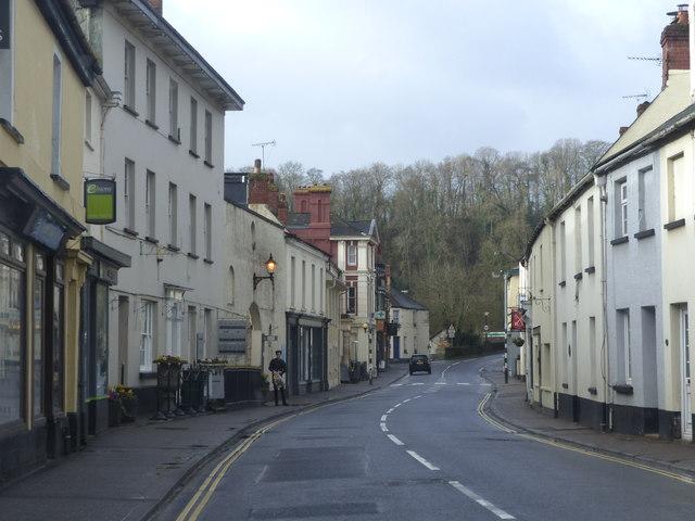 Bridge Street, Usk