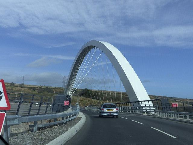 Clydach Gorge Gateway Bridge