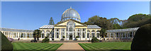 TQ1776 : Great Conservatory, Syon Park by Andrew Curtis