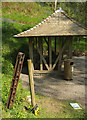 SX9150 : Summerhouse, Coleton Fishacre by Derek Harper