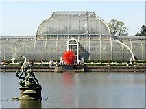 TQ1876 : Palm House, Royal Botanic Gardens, Kew by Andrew Curtis